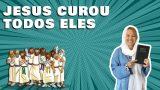 Os 10 Leprosos | Contando a Bíblia Kids