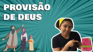 Elias e a viúva de Serepta | Contando a Bíblia Kids