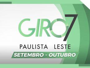 GIRO PAULISTA LESTE | Setembro – Outubro