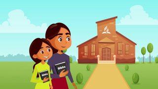 A AVÓ RECUPERA A VOZ | Informativo Mundial das Missões – Para Menores (14 de novembro)