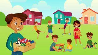 SEM TEMPO PARA VIDEOGAMES | Informativo Mundial das Missões – Para Menores (28 de novembro)