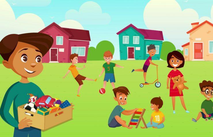 SEM TEMPO PARA VIDEOGAMES   Informativo Mundial das Missões – Para Menores (28 de novembro)