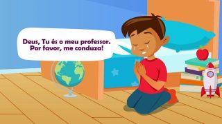 DEUS É MEU PROFESSOR | Informativo Mundial das Missões – Para Menores (05 de dezembro)