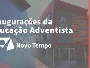 Escola Adventista de Toledo é inaugurada. CAC amplia instalações com novo prédio