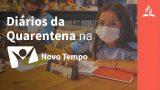 Estudantes do Colégio Adventista de Foz do Iguaçu escrevem livros com relatos sobre a pandemia