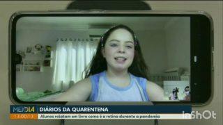 RPC (Globo) Foz do Iguaçu | Diários da Quarentena