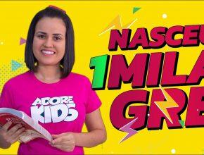 Adoração infantil 27-02-2021 |MILAGRE AO NASCER | Tia Cris | TEMA 9