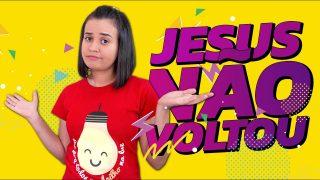 Adoração infantil 06-03-2021 |JESUS NÃO VOLTOU | Tia Cris | TEMA 10