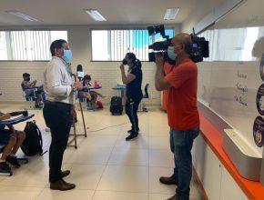 Educação Adventista é destaque na ?. TV Gazeta (Globo)