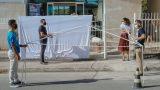 TV GAZETA (Globo) | Igreja fecha e se transforma em ponto de doação de sangue