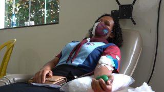 TV Novo Tempo | Igreja coleta 77 bolsas de sangue em parceria com Hemoes