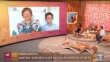 Encontro com Fátima Bernardes- Idosa aprende a ler por meio de aulas virtuais do neto