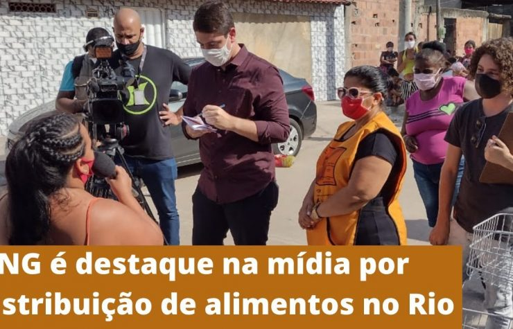 ONG adventista é destaque na mídia no Rio