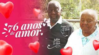 76 ANOS DE AMOR ❤️ | Dia dos Namorados – Homenagem Especial