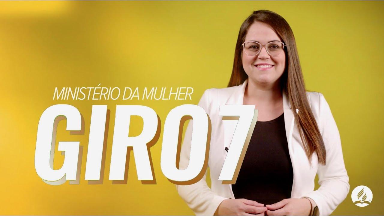 Giro Especial Evangelismo Ministério da mulher