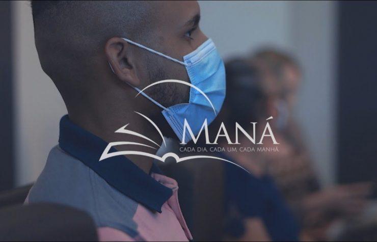 Projeto Maná – 2021   Associação Espírito Santense