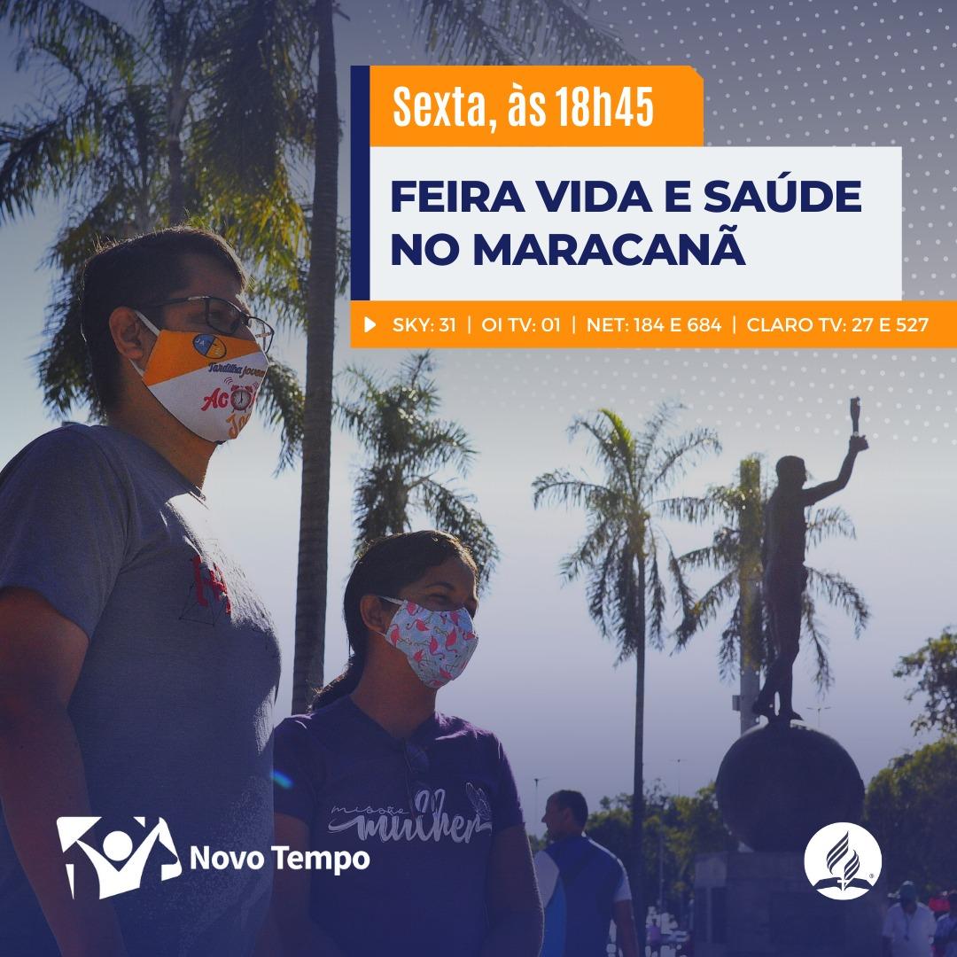 Feira Vida e Saúde   Maracanã