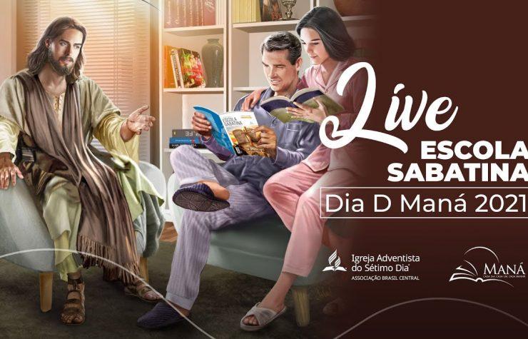 ABC Live   Escola Sabatina – Projeto Maná 2021