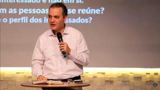 Intencionalidade na Missão | Pr. Matheus Tavares | Congresso de Pequenos Grupos 2021