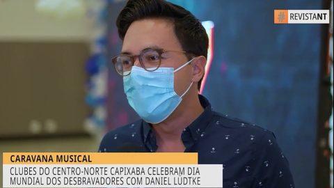 TV Novo Tempo | Desbravadores celebram Dia Mundial com apresentação de Daniel Lüdtke no ES