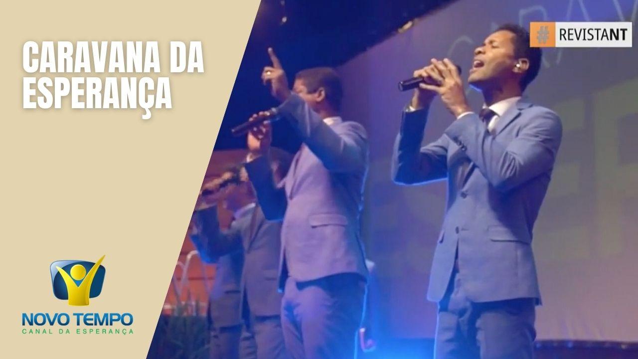 Caravana da Esperança em Porto Alegre e Caxias do Sul