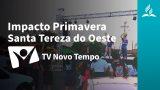 Drive-in celebra Batismo da Primavera em Santa Tereza do Oeste | Revista Novo Tempo